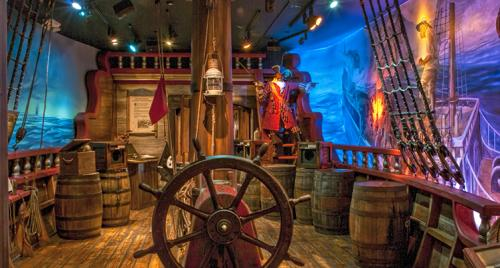 Pirate and Treasure Museum