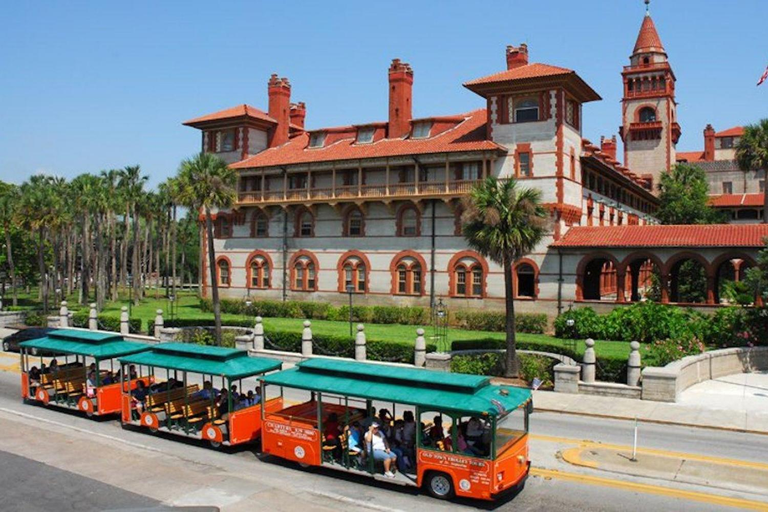 Trolley Tour of St. Augustine